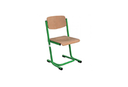 fixed school chairs